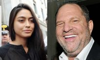 Italian Model Ambra Battilana Ready to Take Movie Mogel Harvey Weinstein to the Mattresses