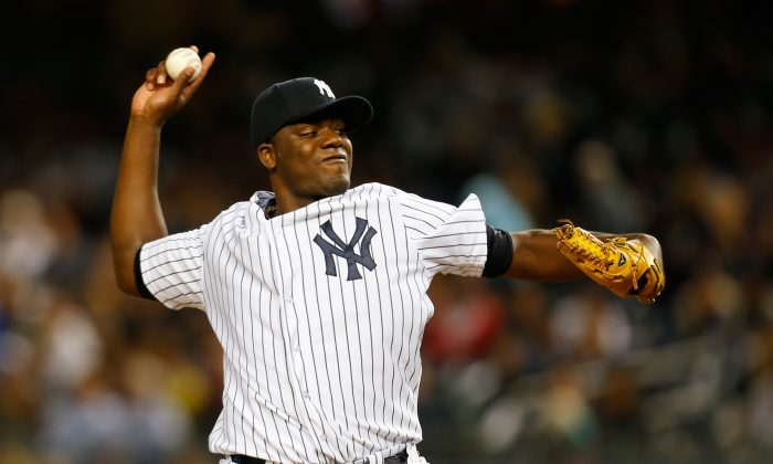 Michael Pineda missed a good part of 2014 but came back in August and posted a 1.91 ERA over his last 9 starts. (Mike Stobe/Getty Images)