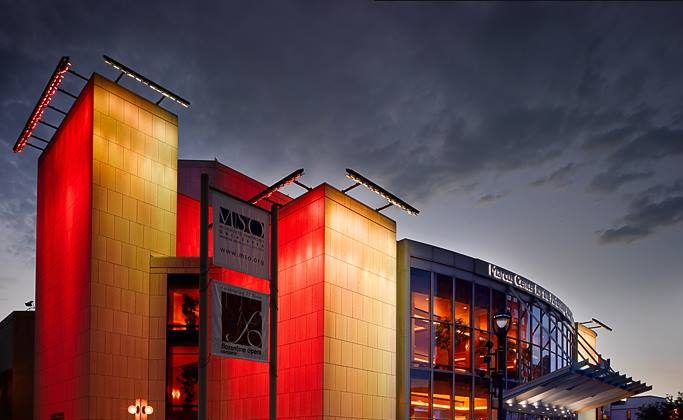 Marcus Center for the Performing Arts, Milwaukee. (Courtesy of Marcus Center For The Performing Arts)