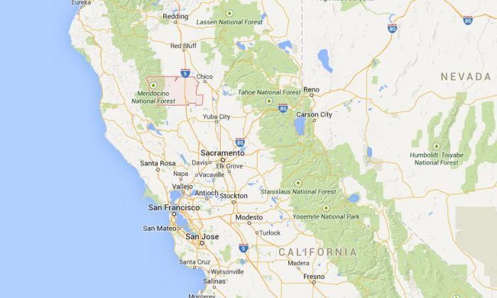 California 'Tornado' Photos: Funnel Cloud Spotted Near Sacramento Spotted