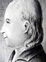 Samuel Jones, an 18th century lawyer for whom the Great Jones Street in New York City is named. (Courtesy of New York Society Library)