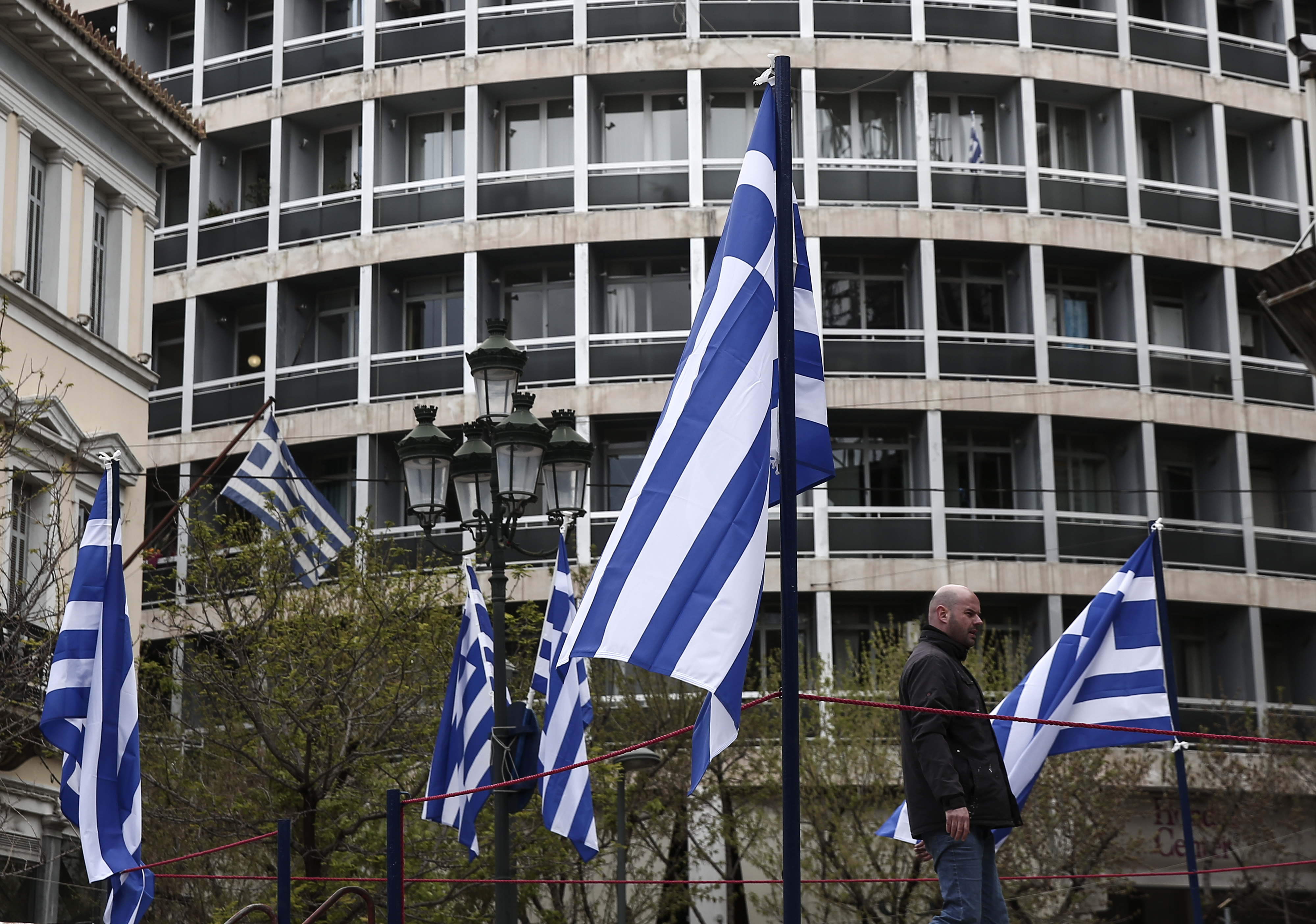 Greece Wins the Fight for This Month