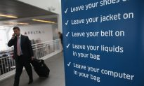 Firms Offer High-Tech Solutions to Help Airports Seal Perimeters