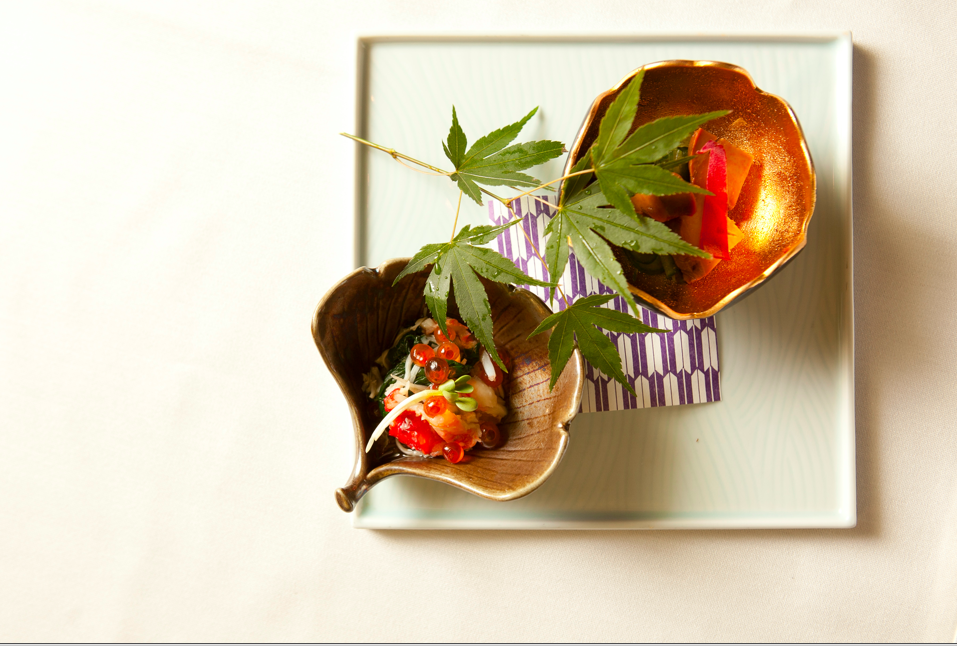 Harmony and seasonality govern Japanese cuisine. (Samira Bouaou/Epoch Times)