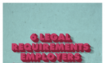 6 Legal Requirements Employers Should Watch in 2015