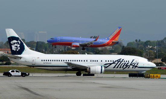 Alaska Airlines Plane Makes Emergency Landing Over 'Strong Odor'
