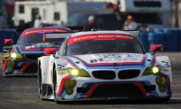 BMW Sweeps GTLM Qualifying for the Tudor Sports Car Showcase at Long Beach