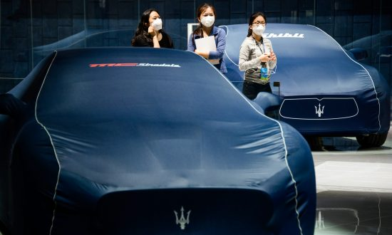 Is This the End of Global Car Makers' Love Story in China?