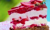 Recipe: Raw Vegan Strawberry Shortcake (Video)
