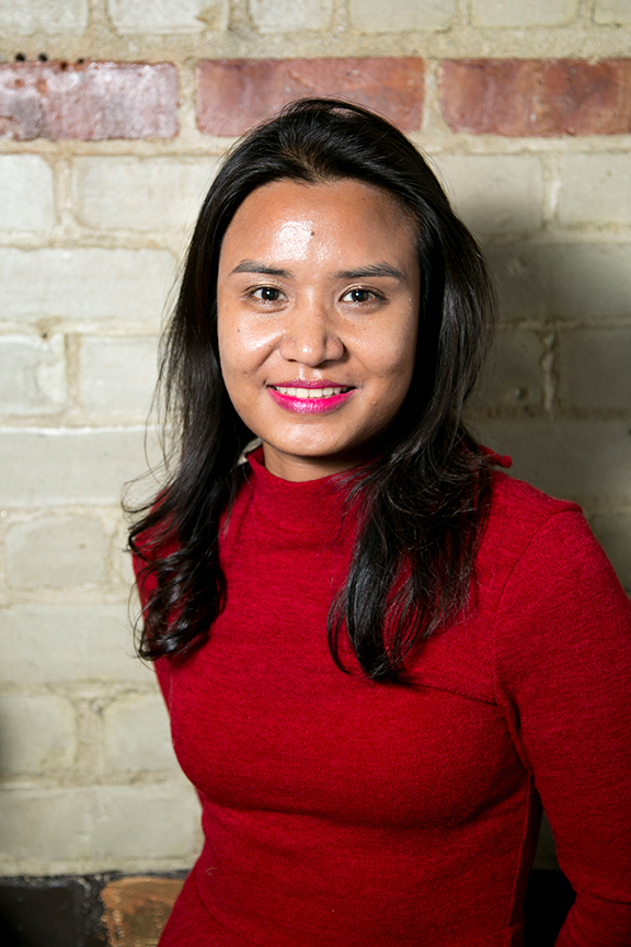 Chef and owner Amy Kawpunna. (Samira Bouaou/Epoch Times)