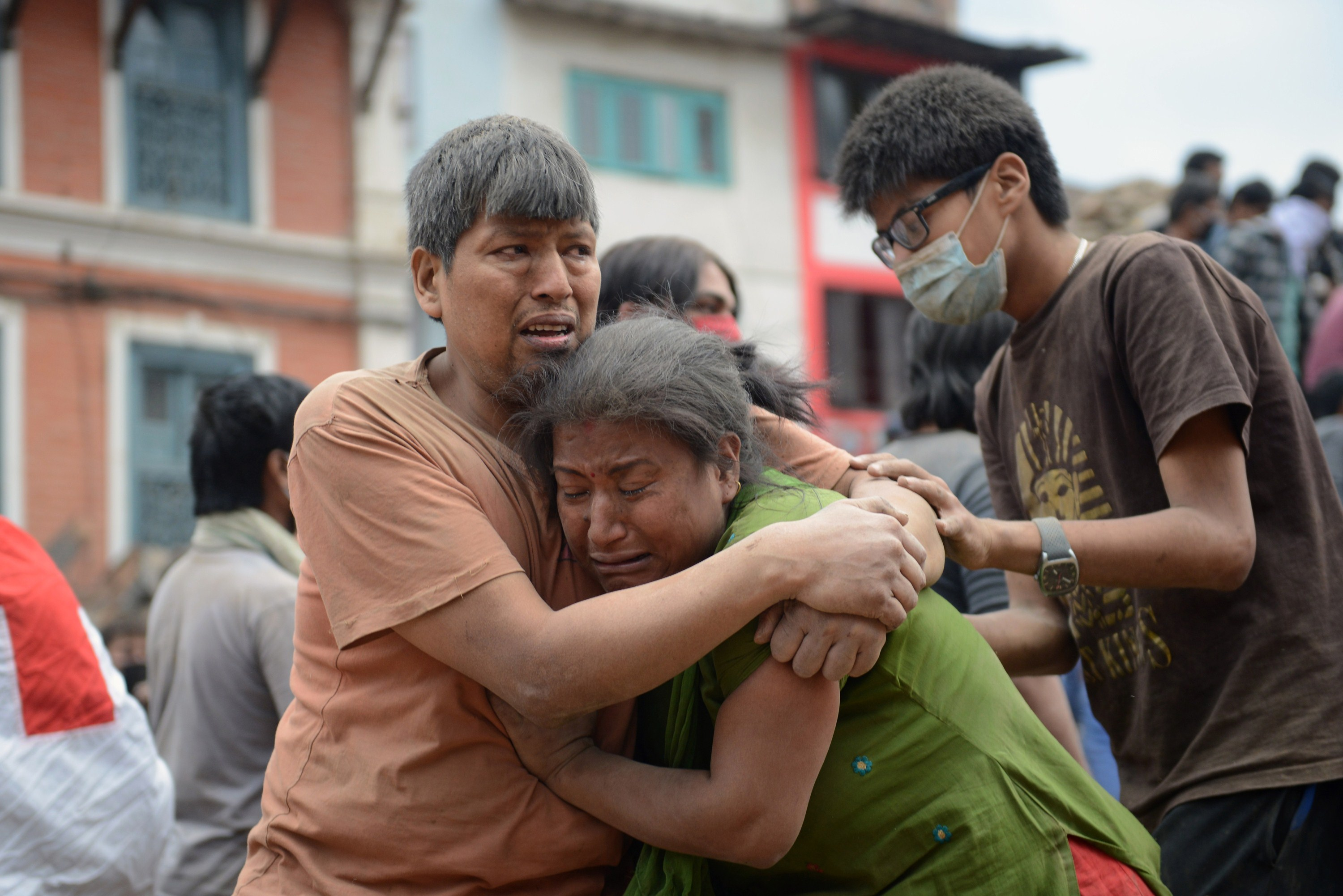 Chinese State Media Lies About Free Tickets Home for Chinese in Nepal