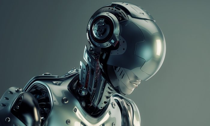 An android (Shutterstock)