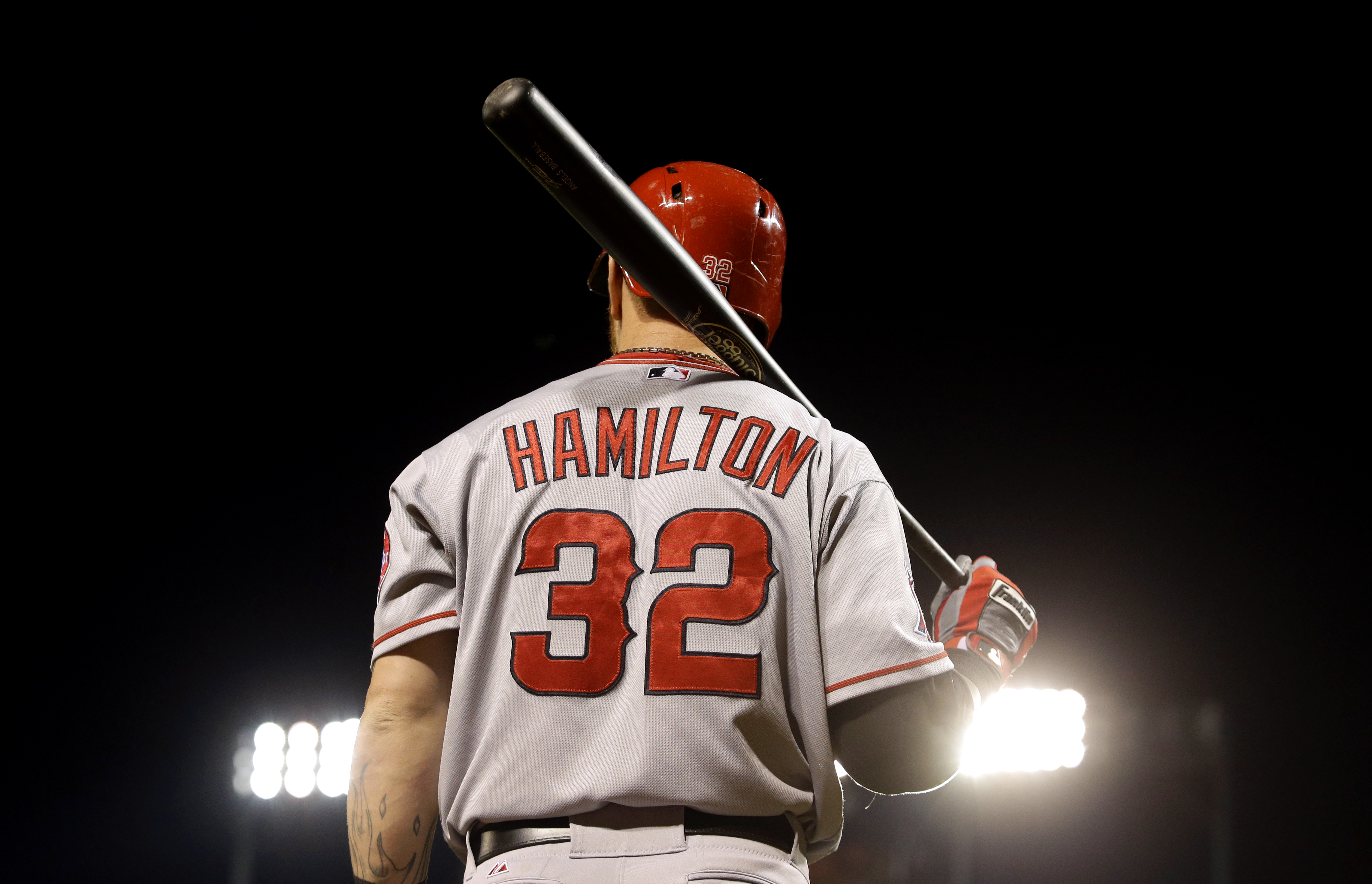 How the Angels Lost Twice—and Big Time—on the Josh Hamilton Deal