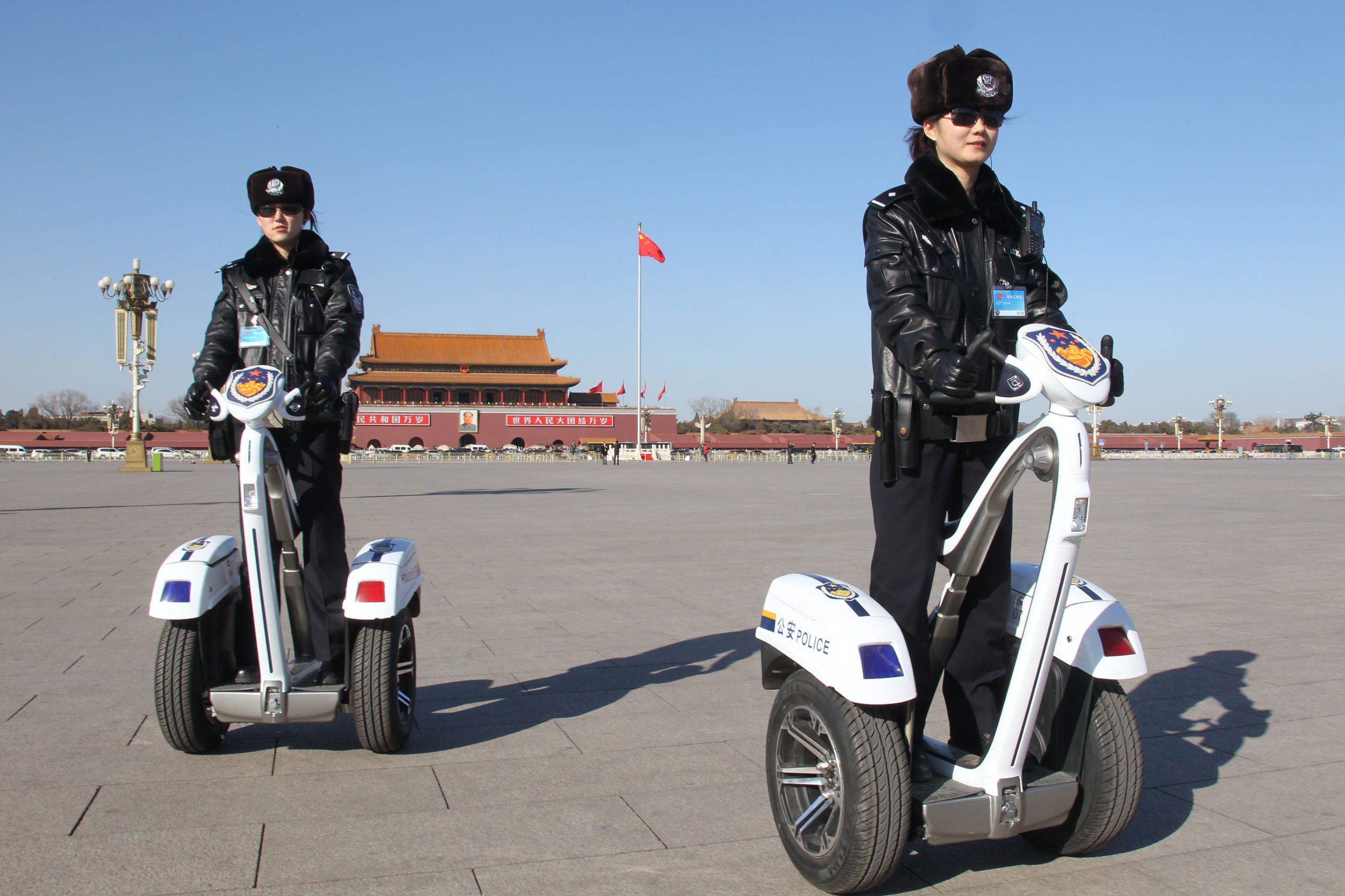 China Uncensored: China's Fake Segway to Buy Real Segway