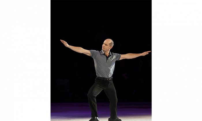 """Four-time World Champion and four-time Canadian Champion Kurt Browning is celebrating 25 years of """"Stars on Ice"""" with nationwide tour.  (Stephan Potopnyk)"""