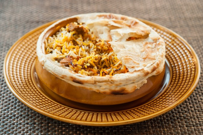 Biryani. (Courtesy of Bhatti Indian Grill)