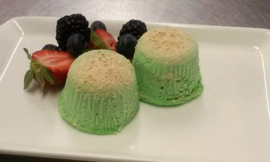 Recipe: Pistachio Cheesecake