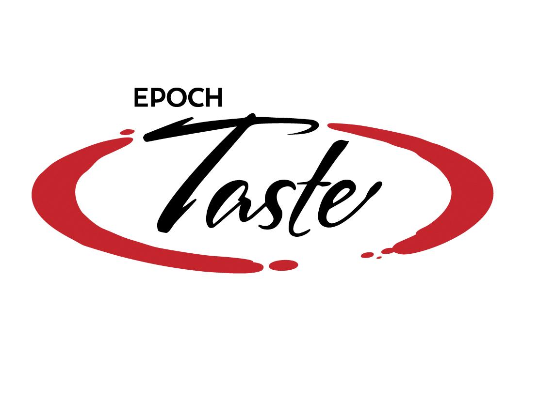Epoch Taste Plating Logo 1. (Rob Counts/Epoch Times)