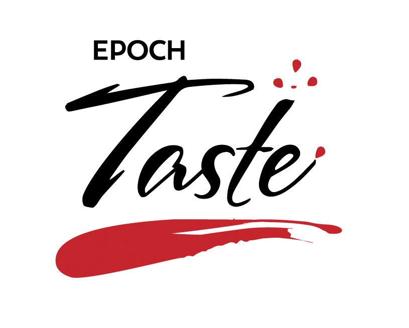 Epoch Taste Plating Logo 2. (Rob Counts/Epoch Times)