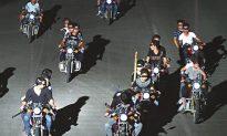 Machete-Wielding Chinese Bikers Hunt Pedestrians for Fun