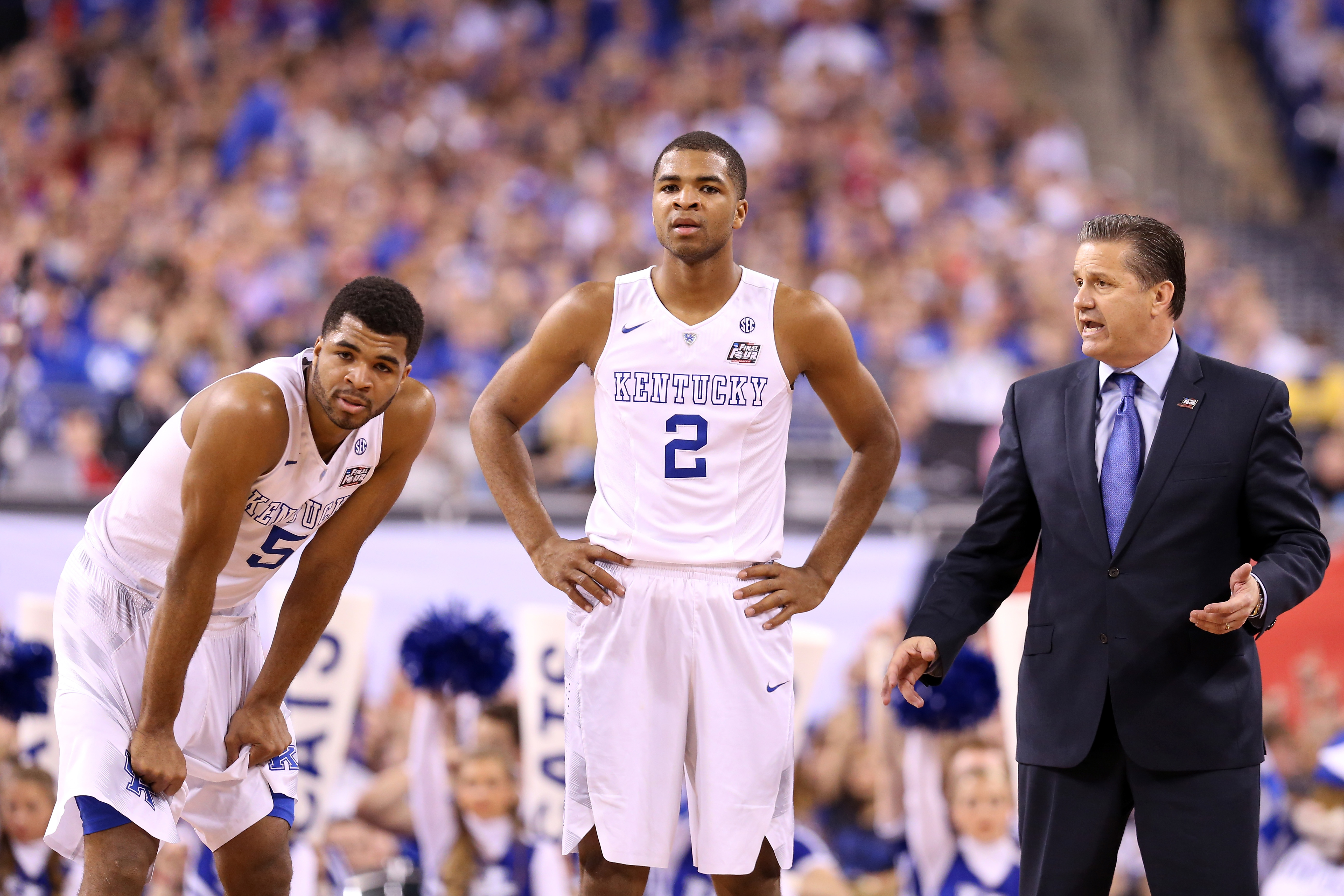 College Basketball's 5 Best Bets to Win the Title