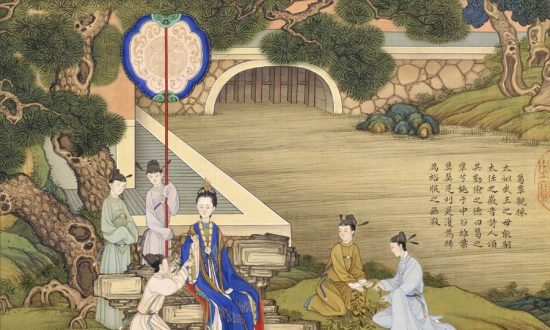 meet three amazing mothers of ancient china