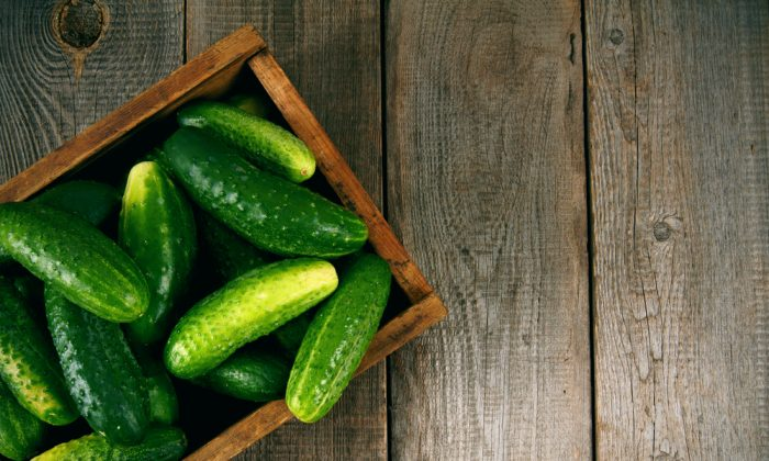 Cucumber extract helps reduce unwanted inflammation (Shutterstock*)