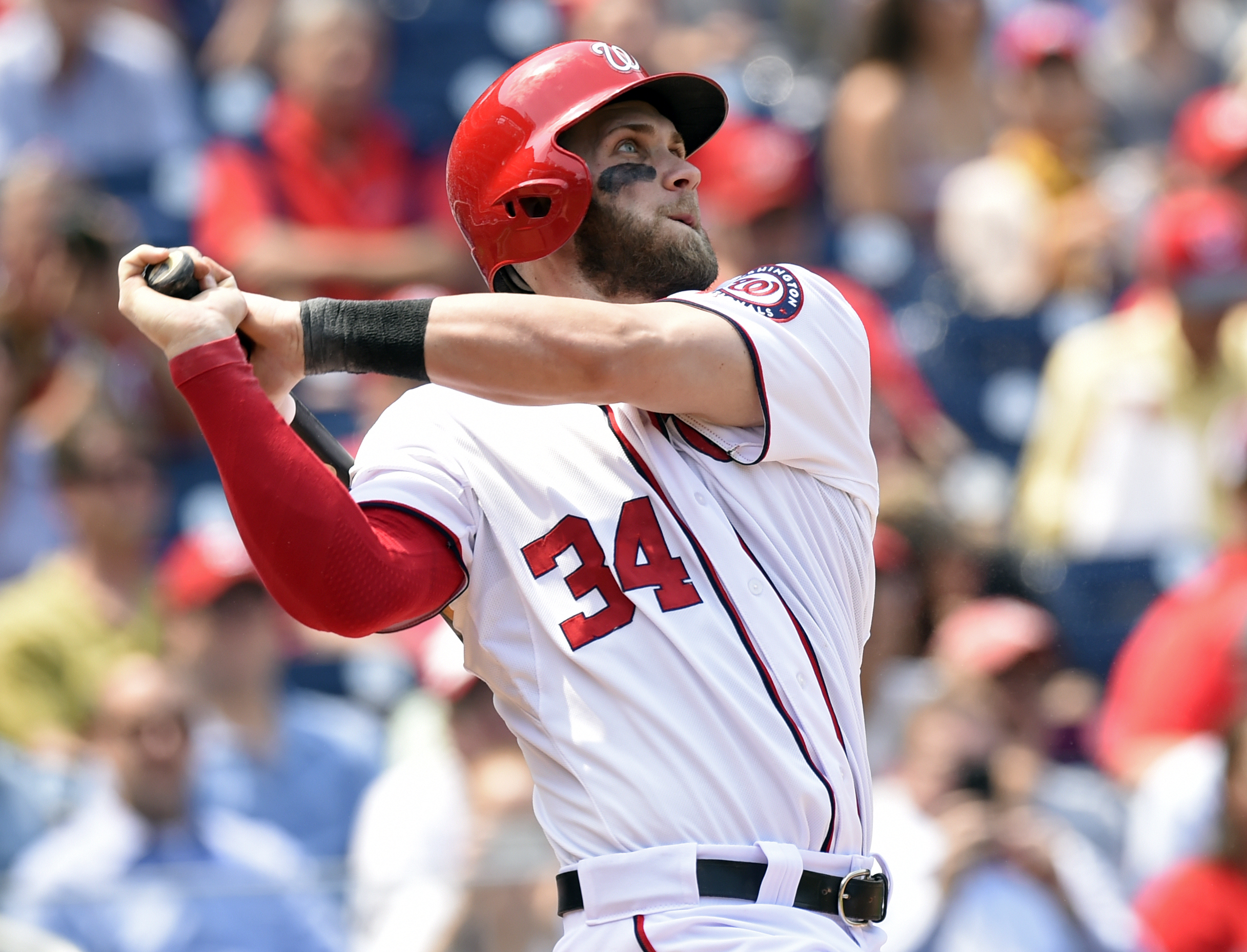 The Inevitable? Bryce Harper in Pinstripes
