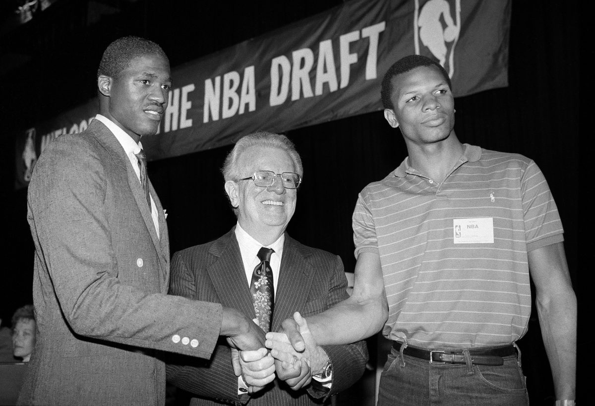 Tales From NBA Draft History NBA draft