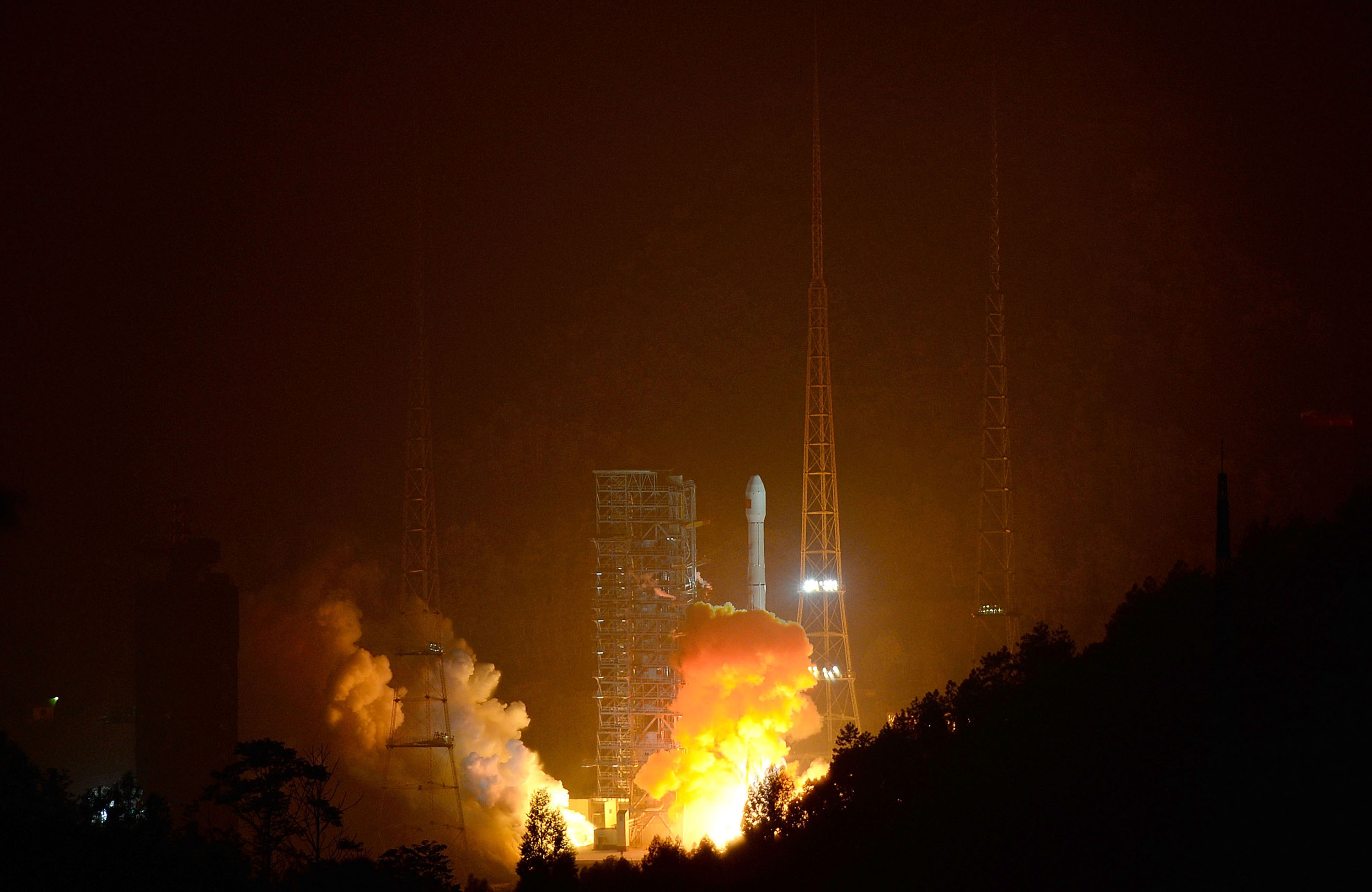 China Launches Military Spy Satellite Under Civilian Veil