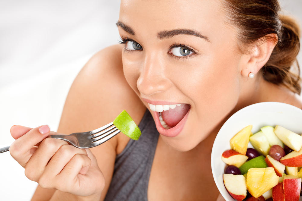 Eat Your Foods the Healthy Way