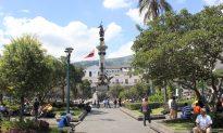 The Sky's the Limit in Quito, Ecuador