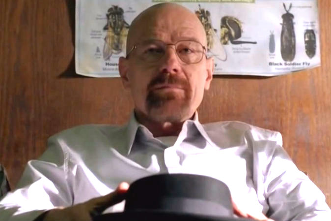 Another Walter White Is Found in China