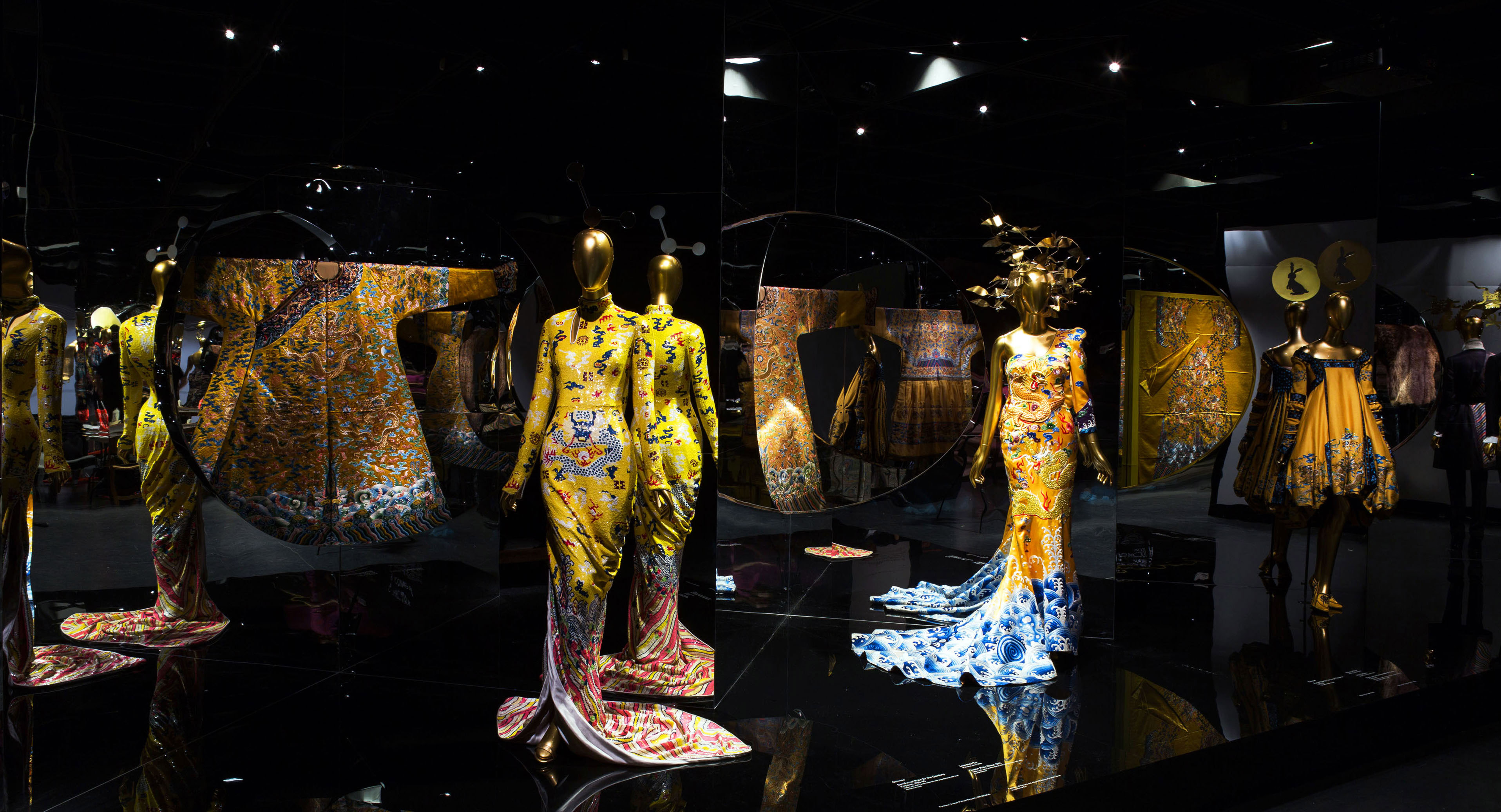 Metropolitan museum fashion exhibit 58