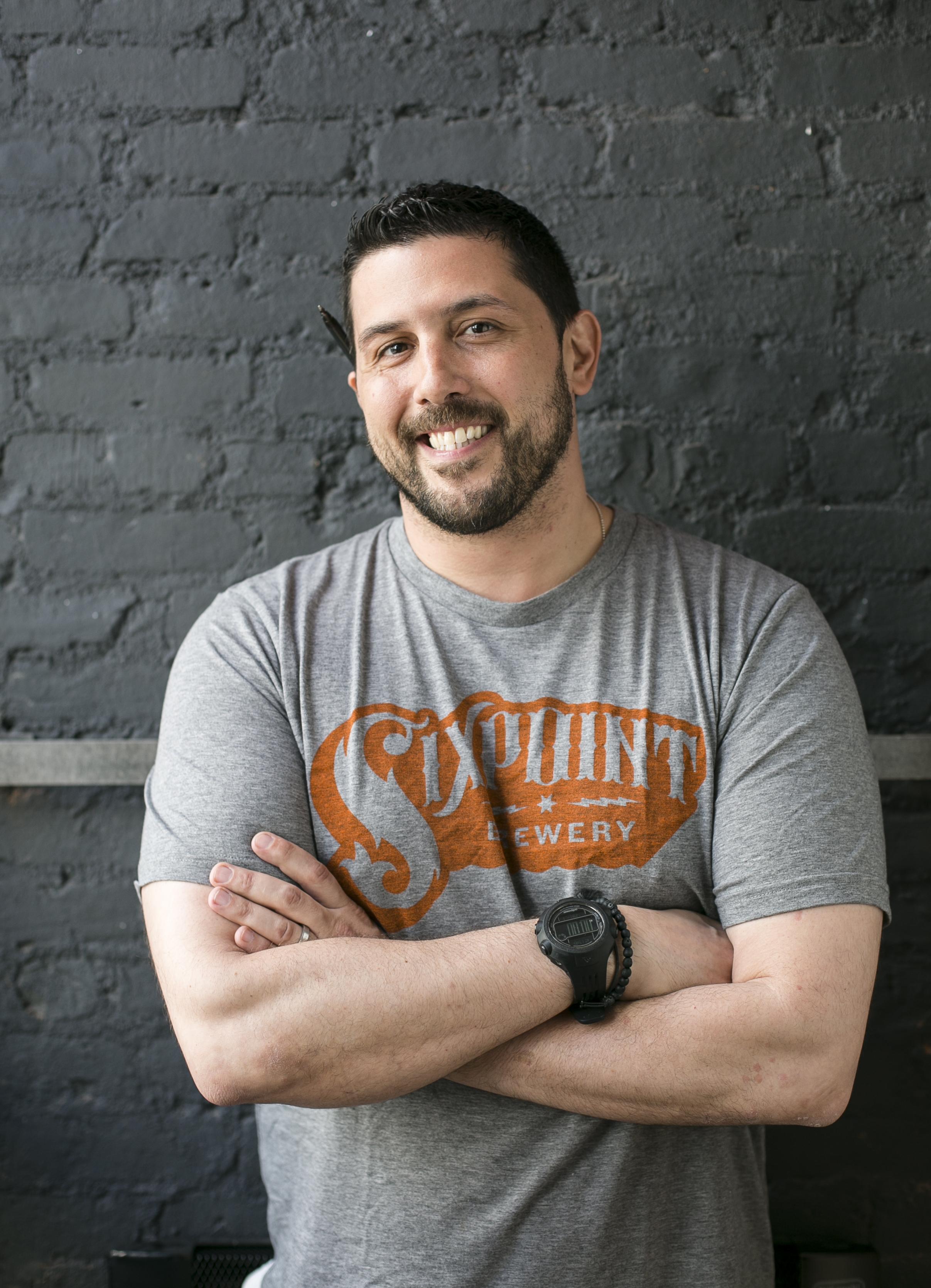 Black Tap owner and chef Joe Isidori. (Samira Bouaou/Epoch Times)