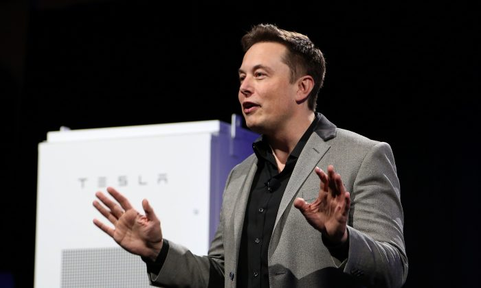 Tesla Motors CEO Elon Musk in this file photo. Musk has transformed the automobile industry but now needs to move on. (DAVID MCNEW/AFP/Getty Images)