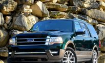 2015 Ford Expedition: Comfortable People Mover