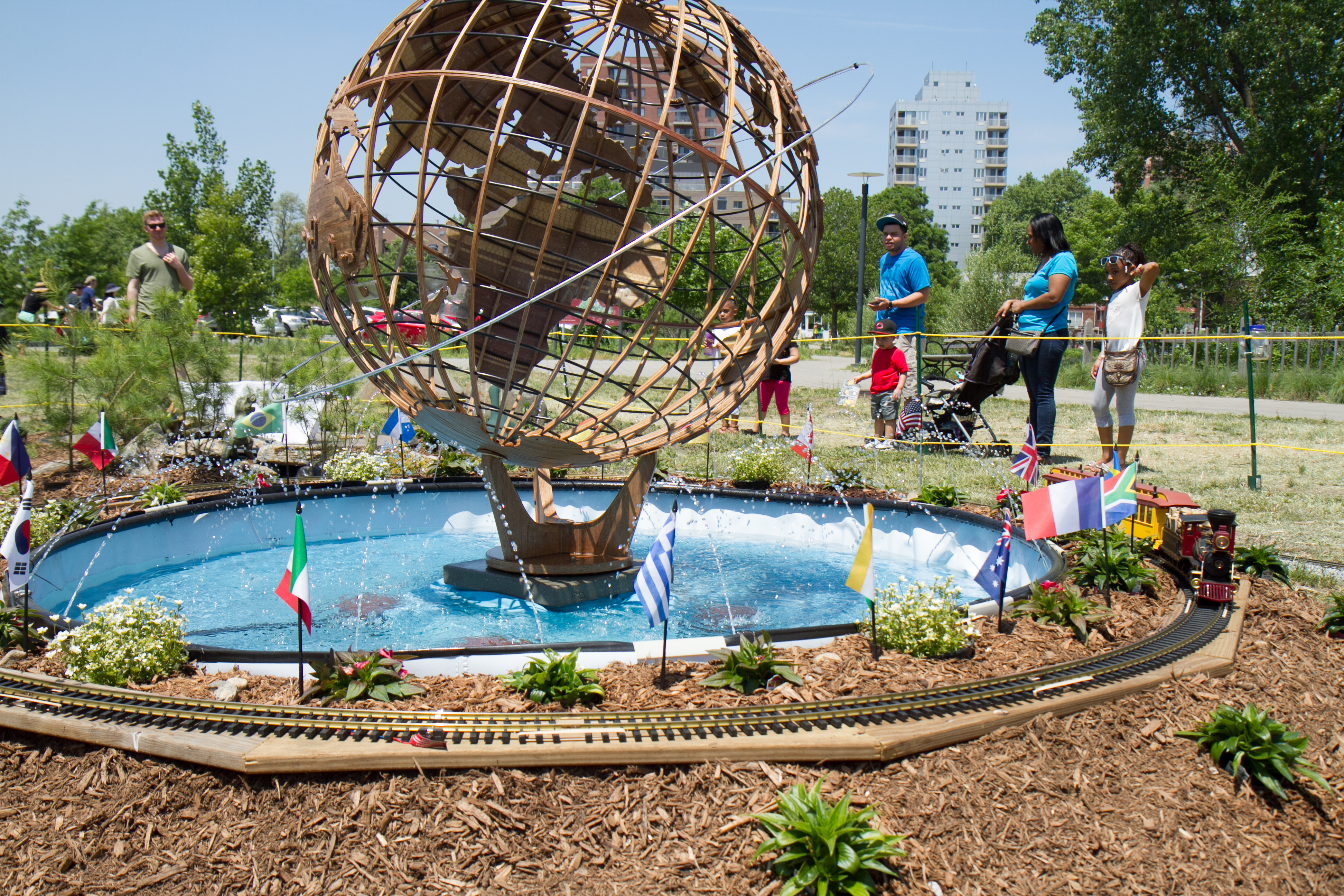 world s fair replica in queens evokes childhood memories world s