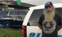 Police Find $800 in Bills on Homeless Man, Take Facebook Post Down