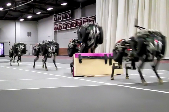 These Rescue Robots Need Rescuing Themselves (Video)