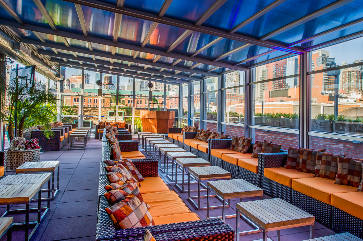 Cantina Rooftop. (Courtesy Of Cantino Rooftop)