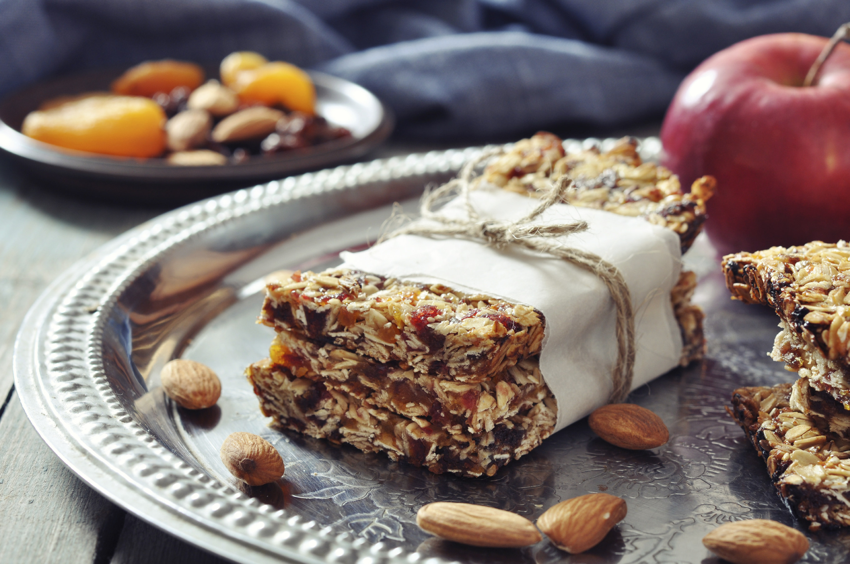 Antioxidant-Rich Breakfast Bars