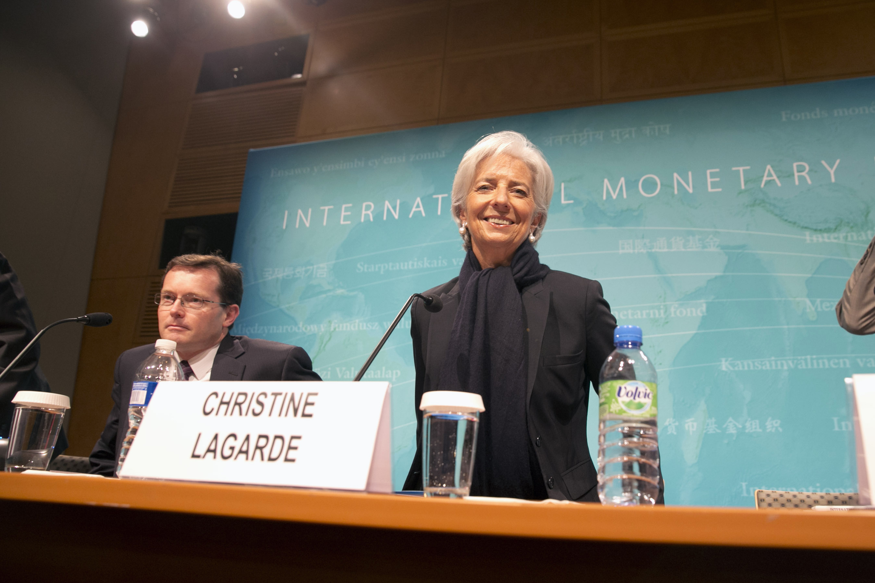 China Uses IMF to Create a New Global Reserve Currency