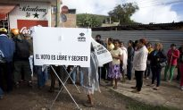 Mexico Midterm Elections Open Amid Fears of Violence