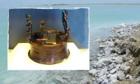 The 6,000-Year-Old Crown Found in a Dead Sea Cave