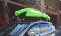 Taking on a New Sport: Kayaking