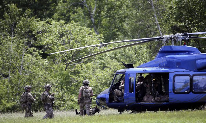 NY Gov: Escaped Inmates Could Be Close or 'In Mexico by Now'