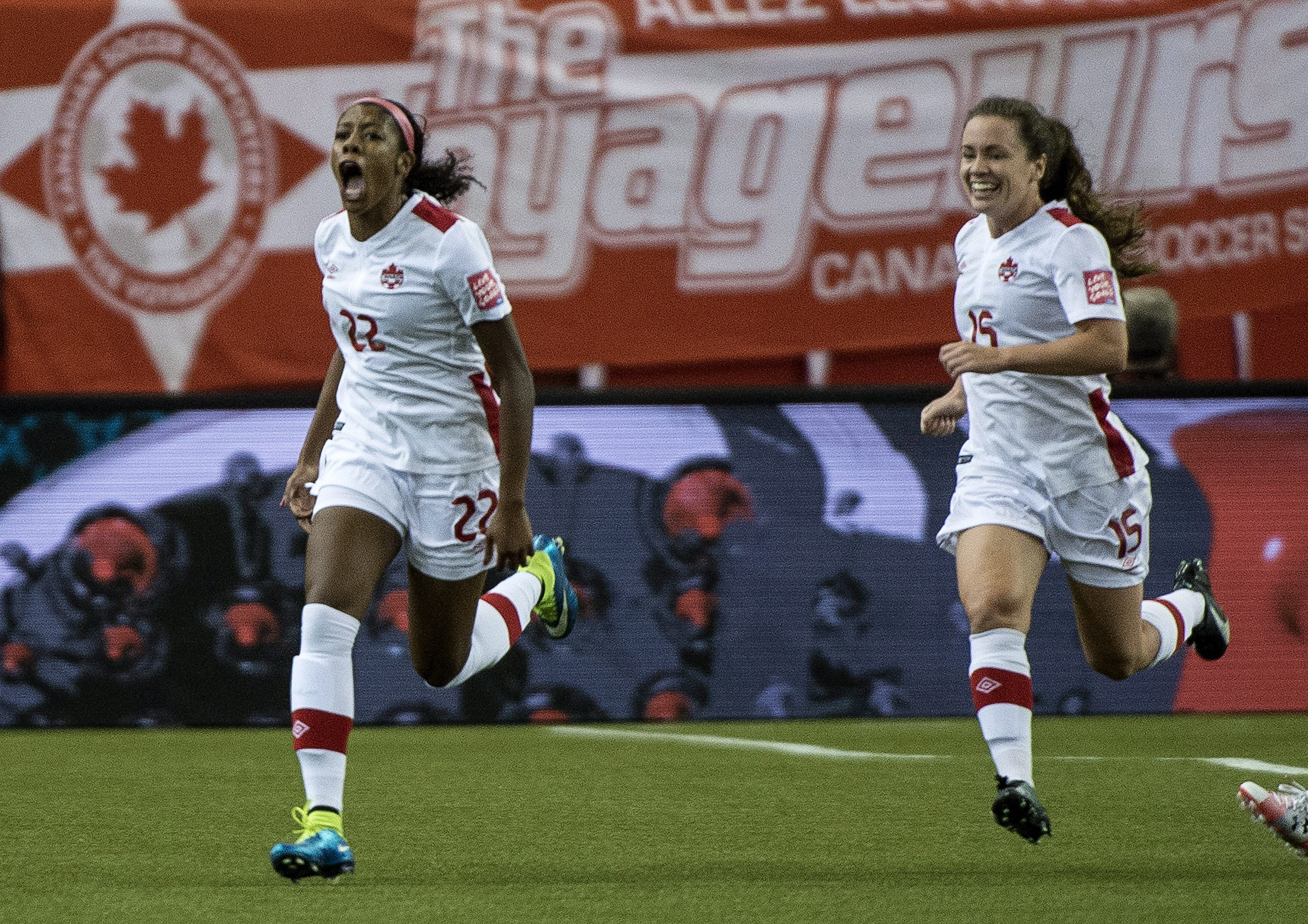 England's Sampson Expects 'Tight' Women's World Cup Quarterfinal Against Canada