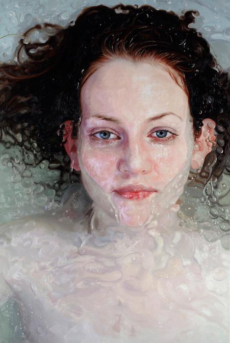 """As Is,"" 2011, by Alyssa Monks. Oil on linen (Courtesy of Alyssa Monks)"