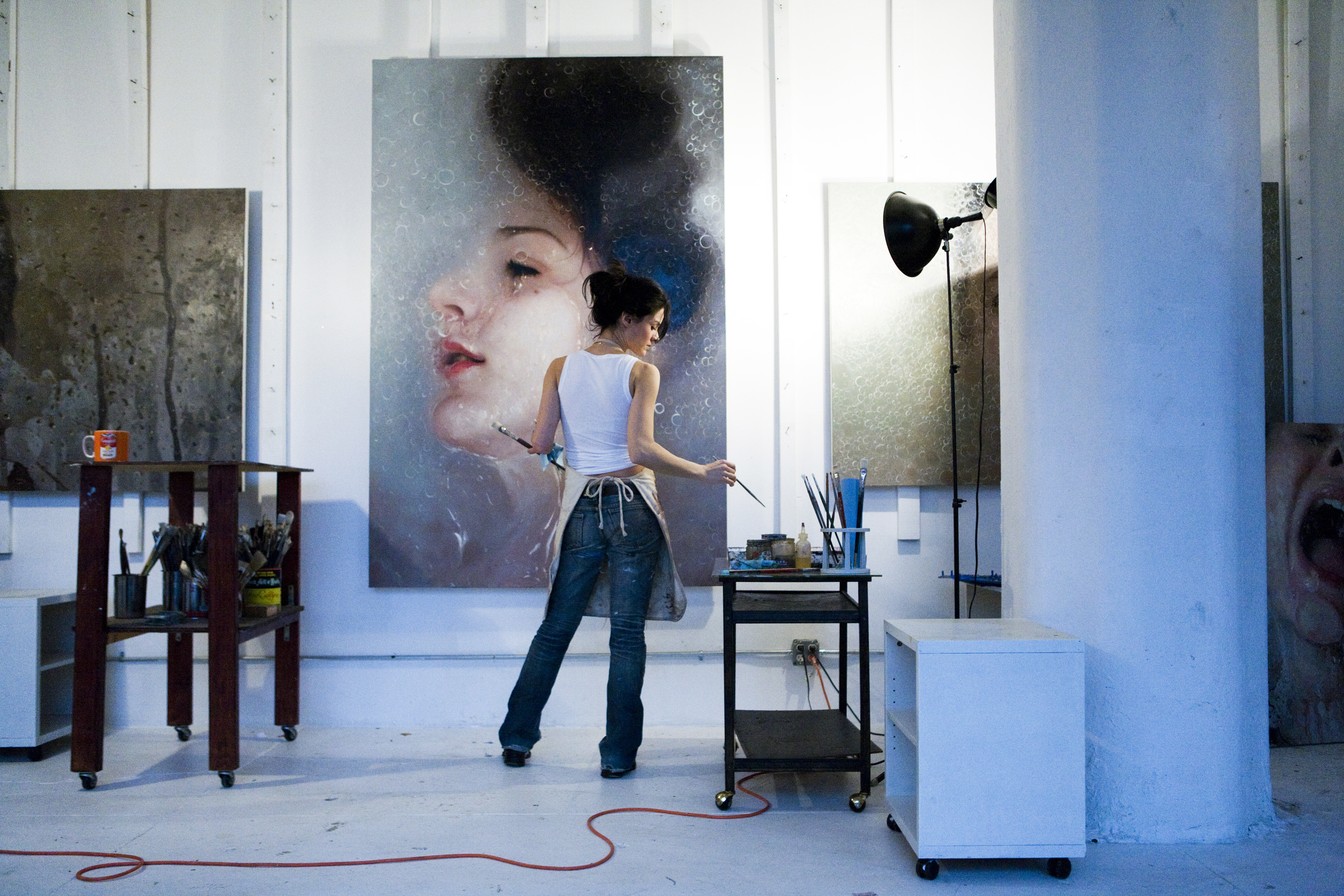 Alyssa Monks: The Photograph as a Painter's Bully and Helper